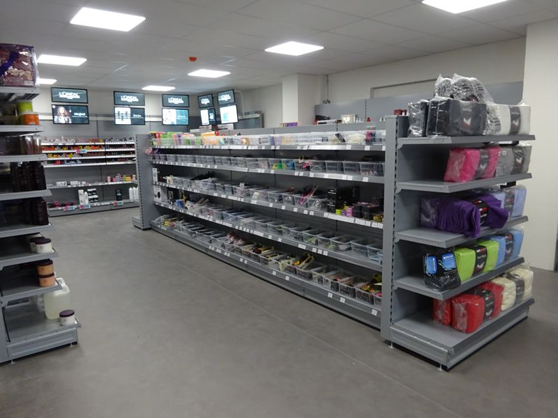 Retail Shelving For Salon Supplies Limited-01