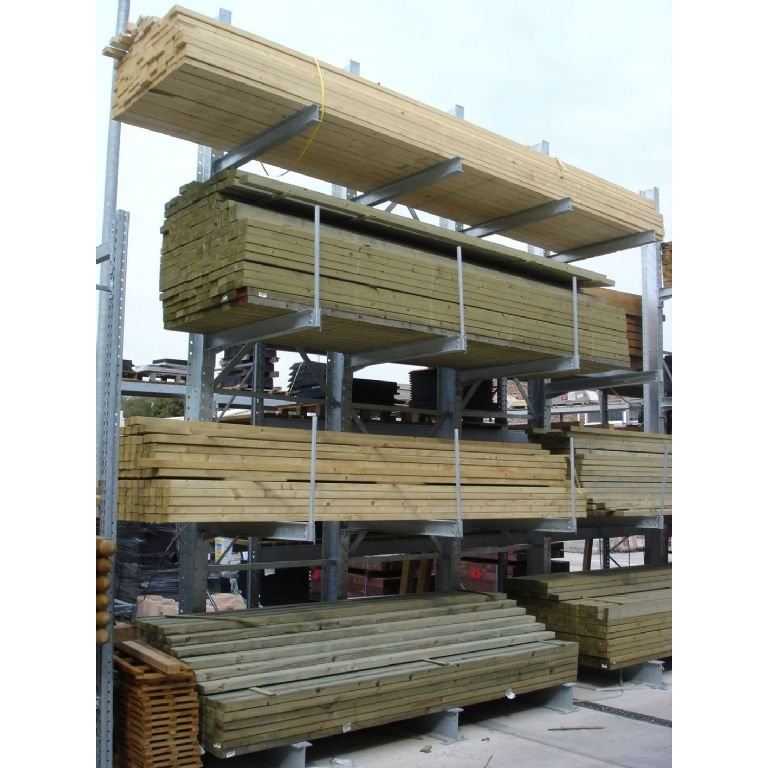 PD023-Cantilever Racking