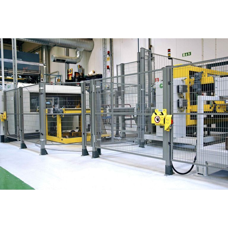 PD022-Industrial Partitioning Systems